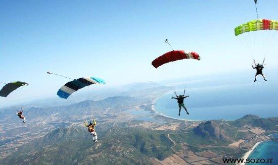 Skydive Sardegna