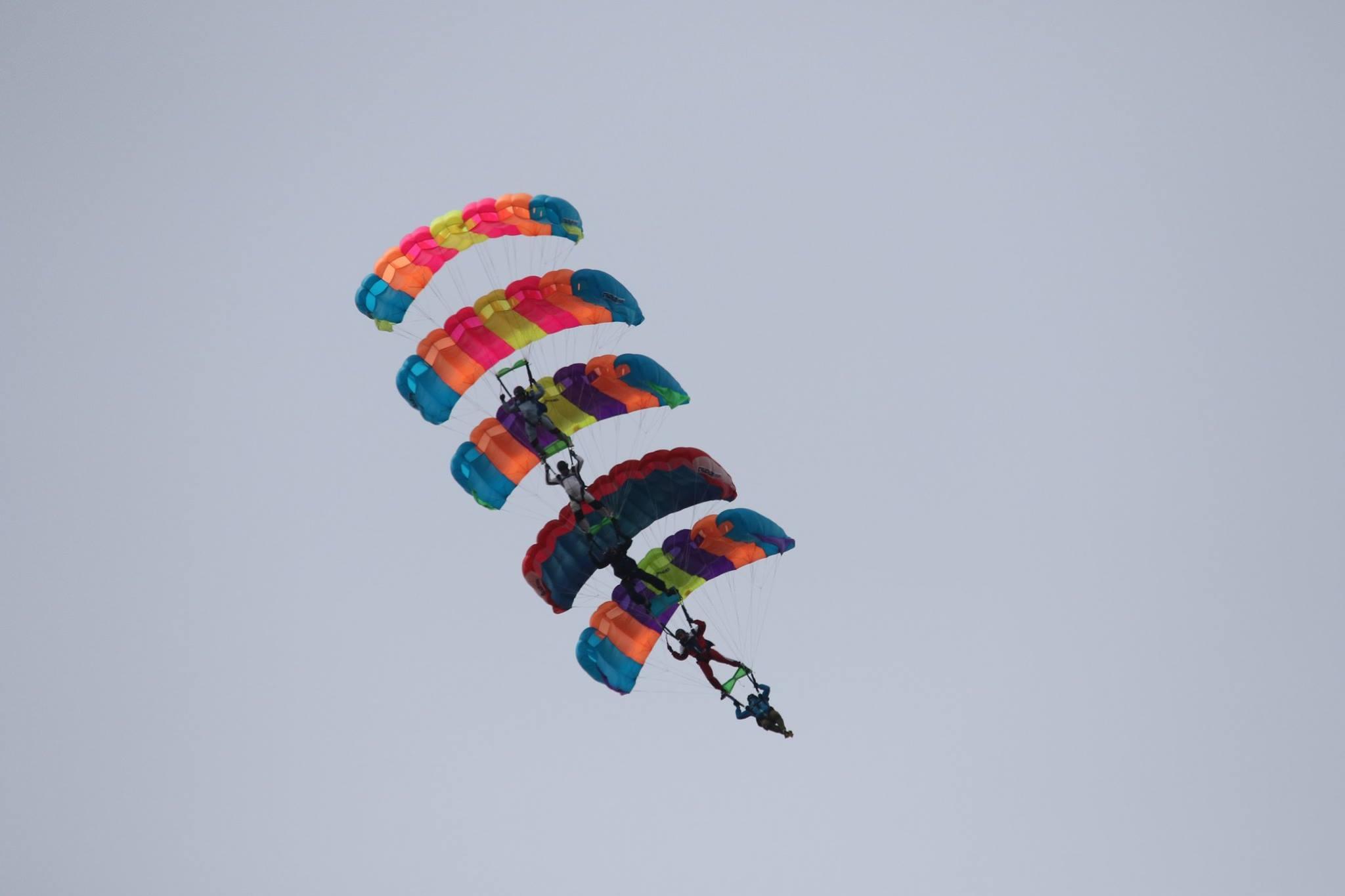 Skydive Stavanger (Fallskjermklubb)