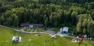 Skydive Stockholm, Gryttjom