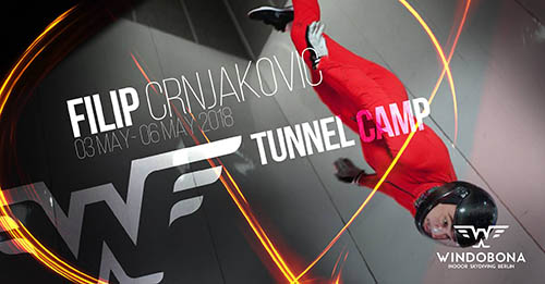 Tunnels Events May '18
