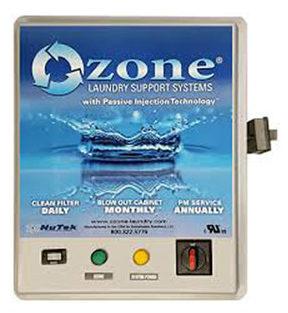 NuTek Ozone Laundry Support System