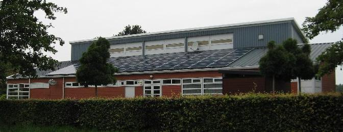 Dorpshuis Drouwenerveen, eerste dorpshuis in Borger-Odoorn met zonnepanelen