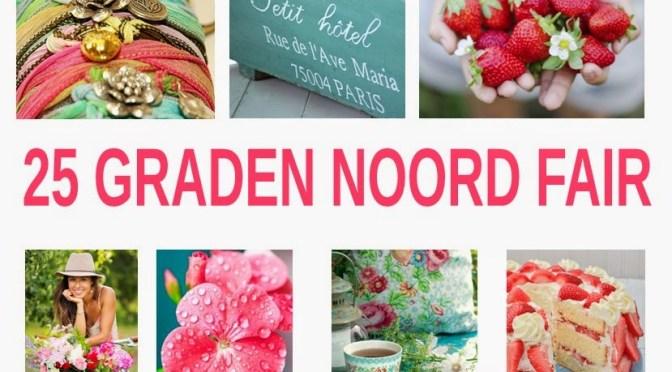 Zomerse Fair in Drouwenerveen op 14 juni 2015 bij 25GradenNoord