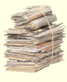 Oud papier 2020