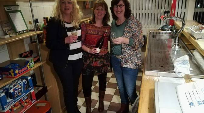 Start VrouwenerveenCafé groot success