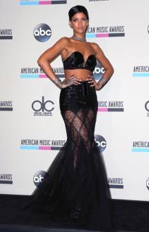 9. Jean Paul Gautier Couture – American Music Awards (2013)