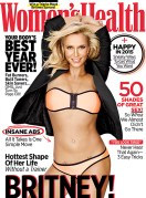 Britney Spears - Women's Health 2015