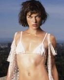 22. Milla Jovovich