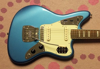 Fender Jaguar 50th 2