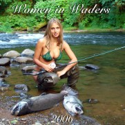 Women in waders