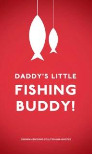Fishing Buddy - Fishing Quote