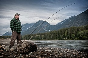 Steve Perih fishing photography