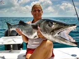 barracuda fishing georgia