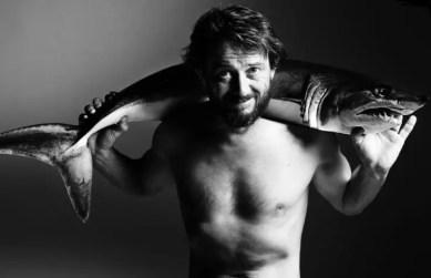 Alan Gelati - Giovanni Soldini Blue Shark