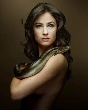 Melanie Bernier - european eel