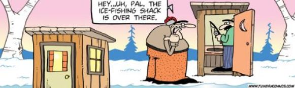 Tundra Comics Fishing Cartoon©