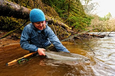 steelhead girl kate taylor