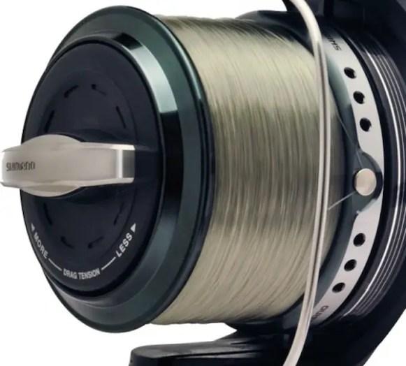 Shimano Big Baitrunner X-TA LC Spool