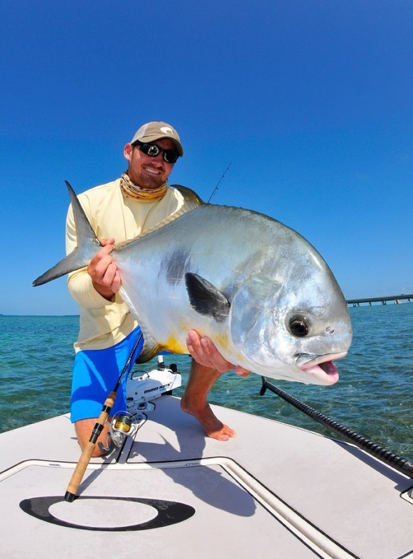 Permit on lures Fort Myers Florida
