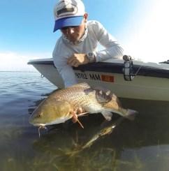 Redfish fishing Florida