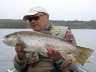 Rick Varley trout Rutland