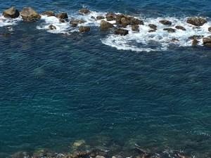 El mar en San Juan