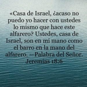 Jeremías 18.6