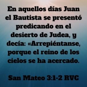 Mateo 3.12