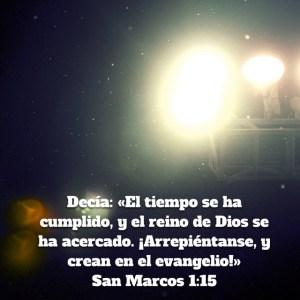 Marcos 1.15