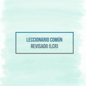 Leccionario (LCR)