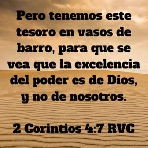 2 Corintios 4.7