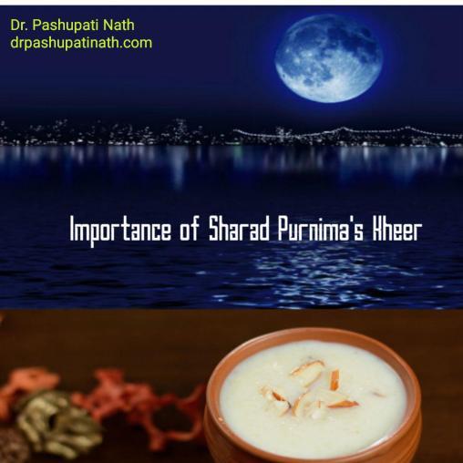 sharad purnima kheer