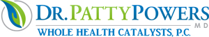 Dr. Patty Powers logo