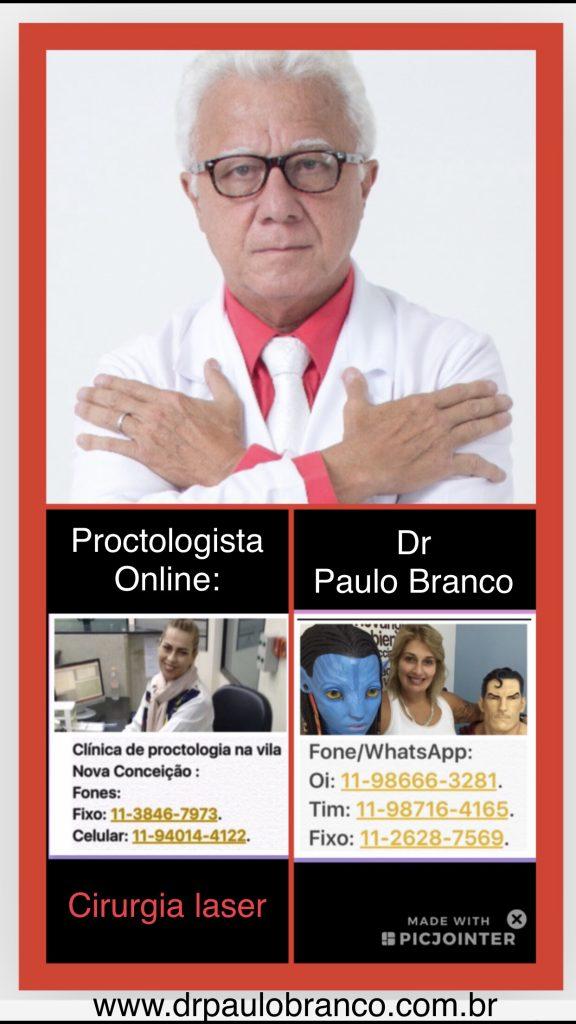 proctologista na lapa em sao paulo