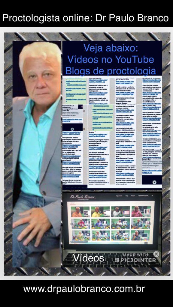site de blog de proctologia