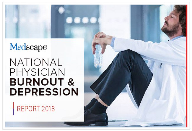 Burnout & Resilience Topics on Medscape 2017-18