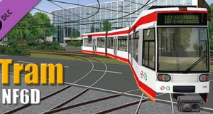 OMSI 2 Add on Strassenbahn NF6D Essen Free Download PC Game