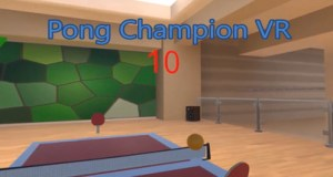 Pong Champion VR Free Download PC Game
