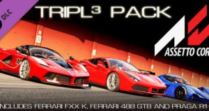 Assetto Corsa Tripl3 Pack Free Download PC Game