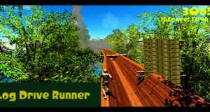 Log Drive Runner Free Download PC Game