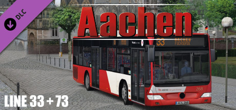 OMSI 2 Add On Aachen Free Download PC Game