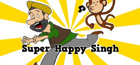 Super Happy Singh Free Download PC Game