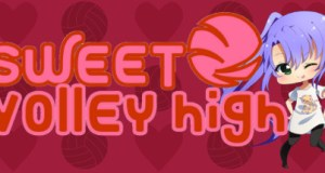 Sweet Volley High Free Download PC Game