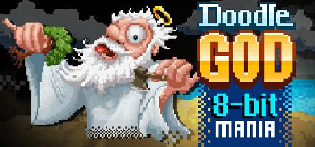Doodle God 8 bit Mania Free Download PC Game