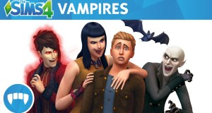 The Sims 4 Vampires Free Download PC Game