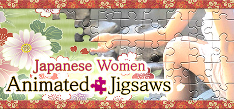 Japanese Women Animated Jigsaws Free Download PC Game