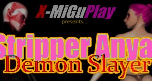 STRIPPER ANYA DEMON SLAYER Free Download PC Game