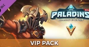 Paladins VIP Pack Free Download