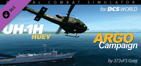 UH 1H Argo Campaign Free Download PC Game