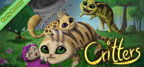 Critters cute cubs in a cruel world Free Download